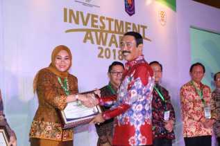 dpmptsp provinsi riau masuk nominee 5 besar investment award 2018 di bidang ptsp terbaik tingkat provinsi se-indonesia