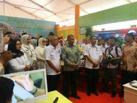 Ketua KPK RI dan Gubernur Riau Resmi Launching Aplikasi Perizinan Mobile Pemerintah Provinsi Riau
