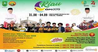 pelaksanaan riau expo 2019