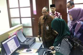 Kunjungan Kerja Deputi Bidang Informasi dan Data KPK RI pada DPMPTSP Provinsi Riau