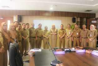 dpmptsp provinsi riau menggelar forum opd untuk meningkatkan pelayanan penanaman modal dan perizinan