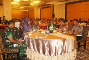 Pelaksanaan Rakor Pelayanan Terpadu Satu Pintu Se-Provinsi Riau Tahun 2016