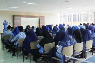 sertijab pejabat eselon iii dan iv di lingkungan dpmptsp provinsi riau