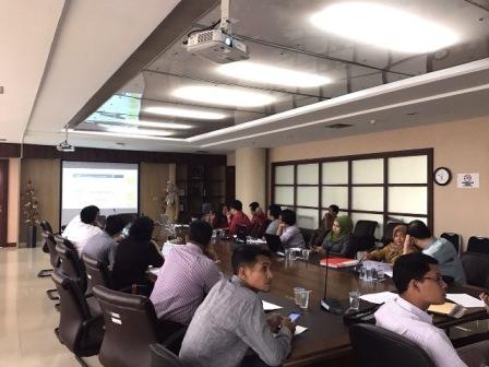 Sosialisasi LKPM Online Untuk Perusahaan diKabupaten Bengkalis & Kota Pekanbaru