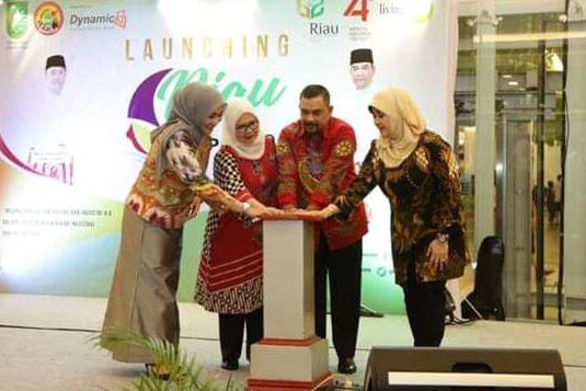 Pemerintah Provinsi Riau Launching Riau Expo 2019