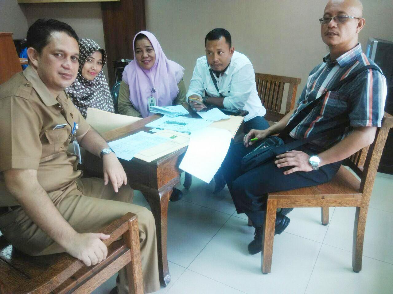 Klinik LKPM di BPMPD Provinsi Riau