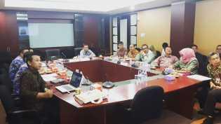 Rapat Sistem Pengelolaan Pengaduan Pelayanan Publik Nasional (SP4N)
