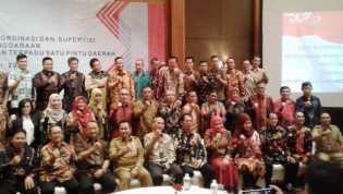 Rapat Koordinasi dan Supervisi Penyelenggaraan PTSP Daerah Tahun 2019